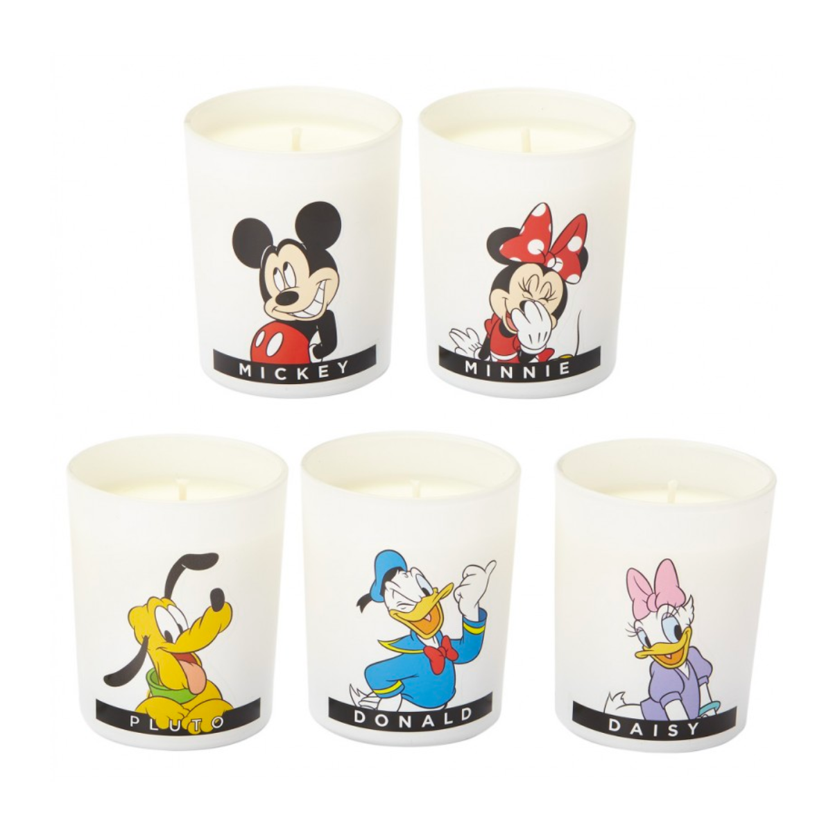Maison Francal Disney Best Friends 75g Candles Set