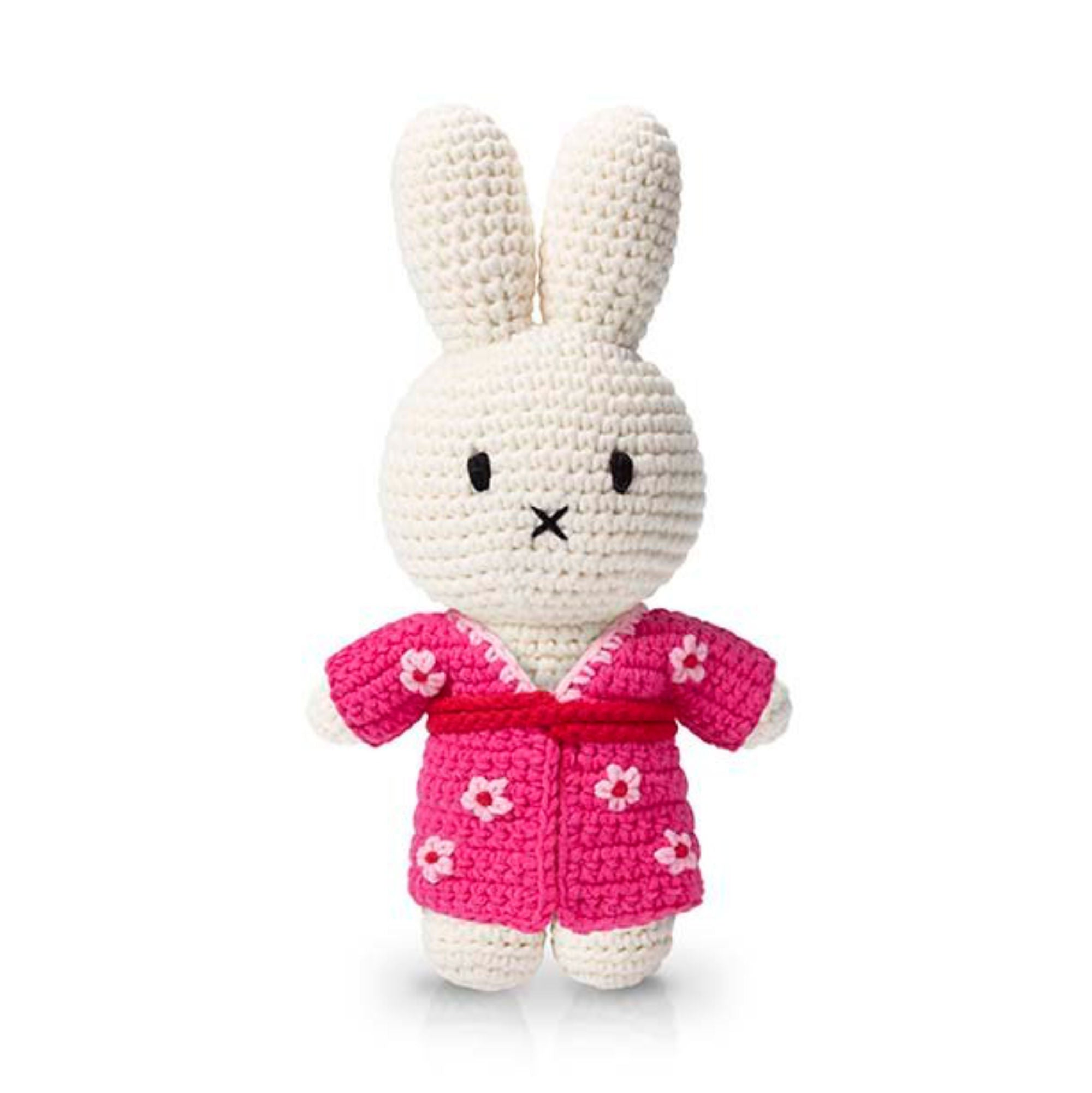 Just Dutch Handmade Dolls, Miffy and her kimono
