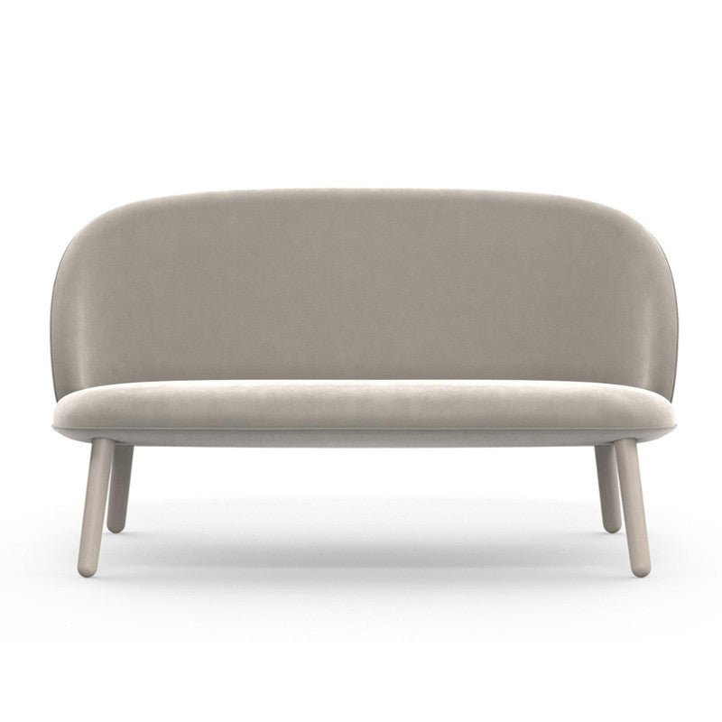 Normann Copenhagen Ace Sofa . Velour Beige 603101