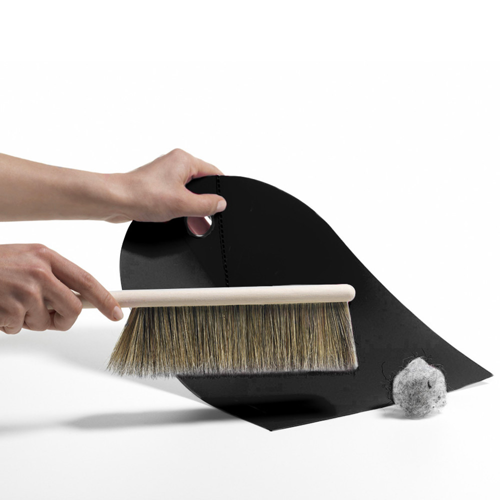 Normann Copenhagen Dustpan and Broom