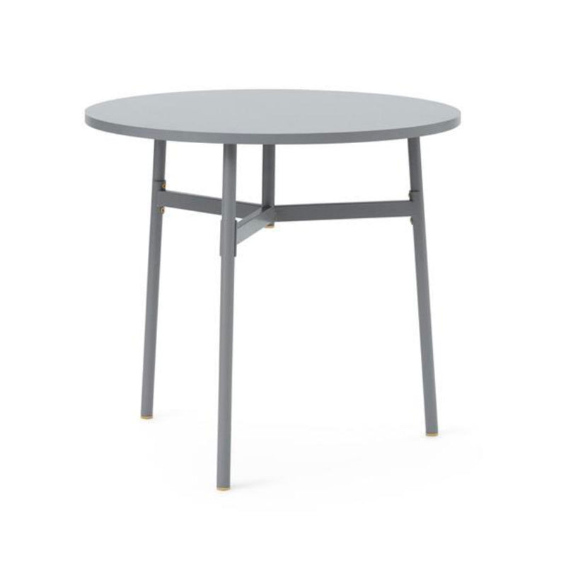 Normann Copenhagen Union table h74.5, round, grey