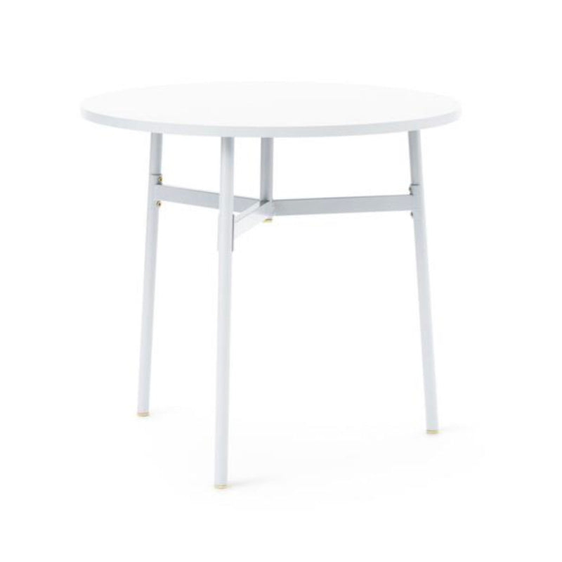 Normann Copenhagen Union table h74.5, round, white