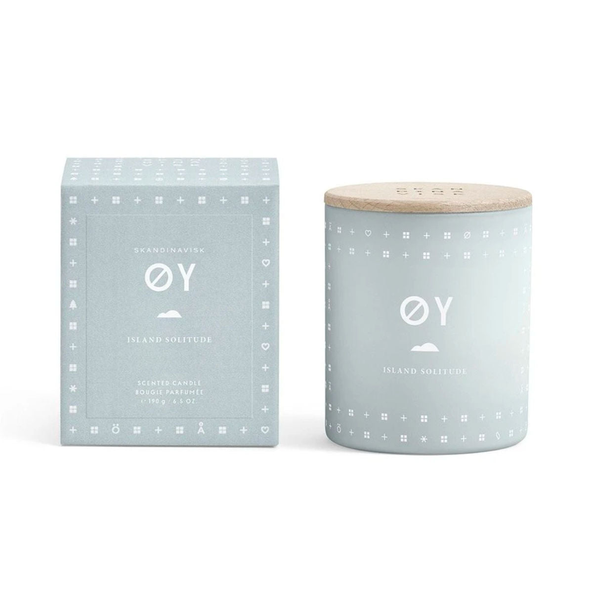 Scented Candle . ØY