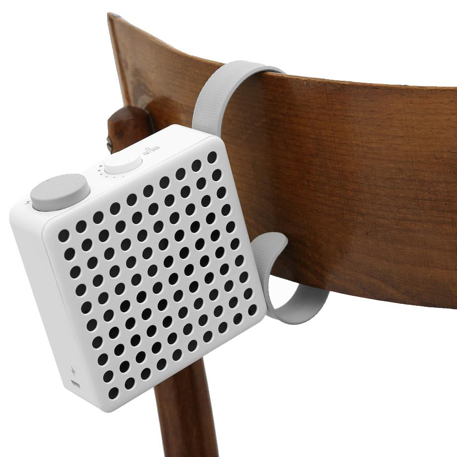 Palomar S.r.l. The Monkey Bluetooth Speaker . White