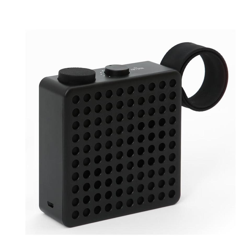 Palomar S.r.l. The Monkey Bluetooth Speaker . Black
