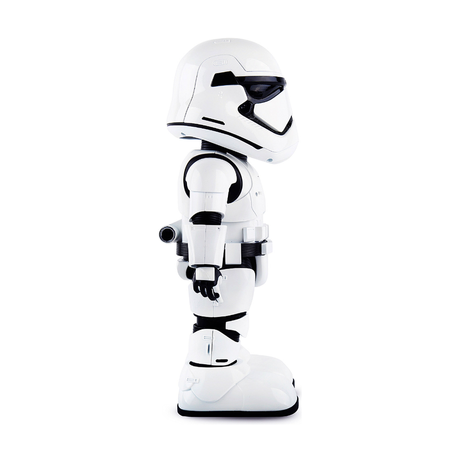 First Order Stormtrooper Robot