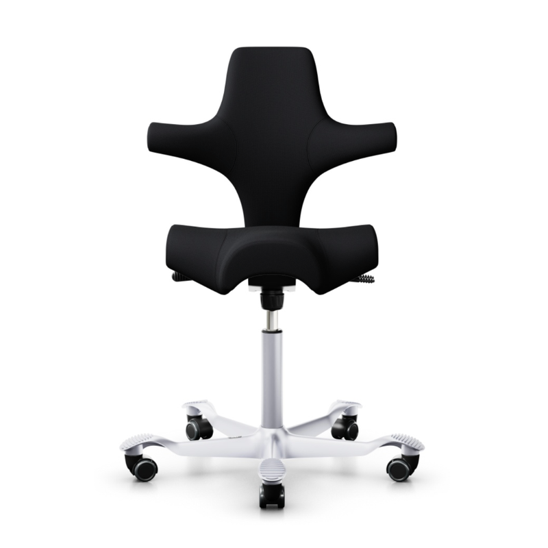 HÅG Capisco 8106 ergonomic chair, fabric