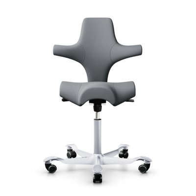 HAG Capisco 8106 ergonomic chair, fabric