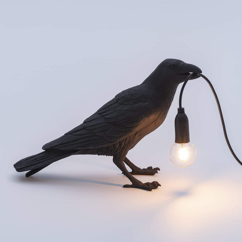 Seletti Bird Lamp Looking