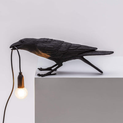 Seletti Bird Lamp Playing