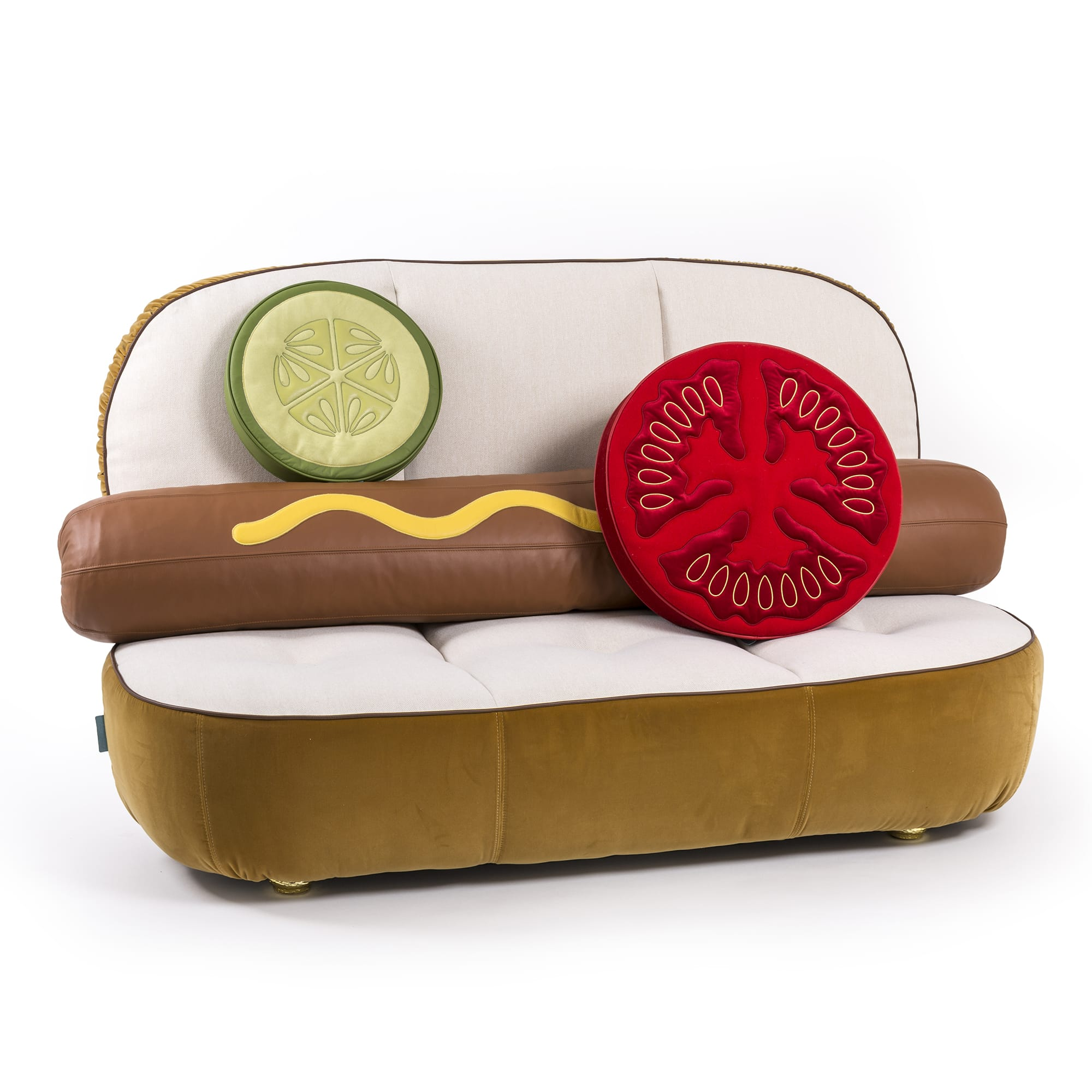 Seletti Studio Job Hot Dog Sofa