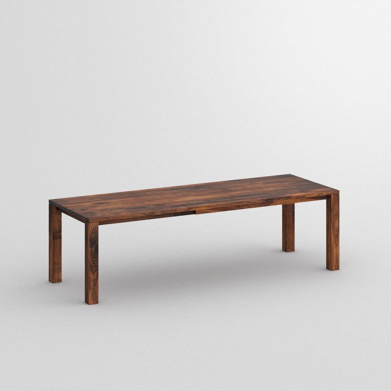 Vitamin Design Butterfly Extendable Table . Walnut
