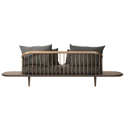 &Tradition Fly Sofa SC3 smoked oak base hot madison 093