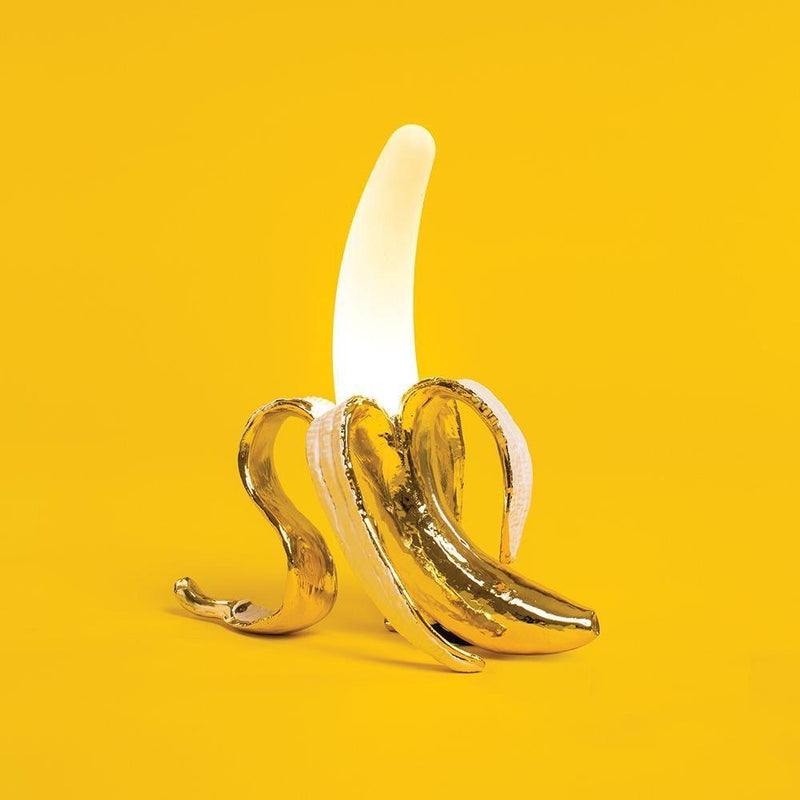 Seletti Banana Lamp Louie