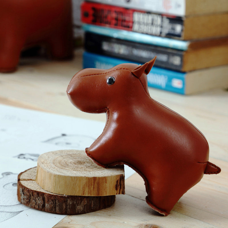Zuny Classic Hippo paperweight