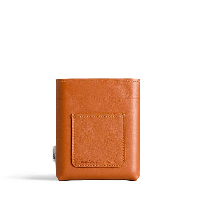Memobottle Leather Sleeve for A6 , Tan