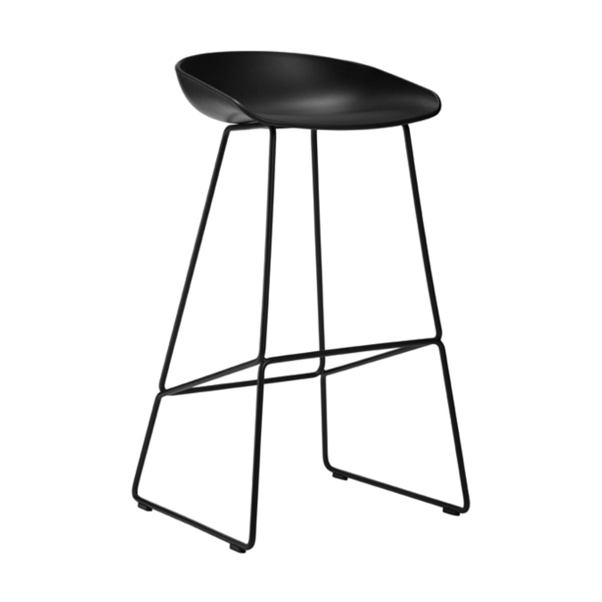 Hay About A Stool AAS 38, black
