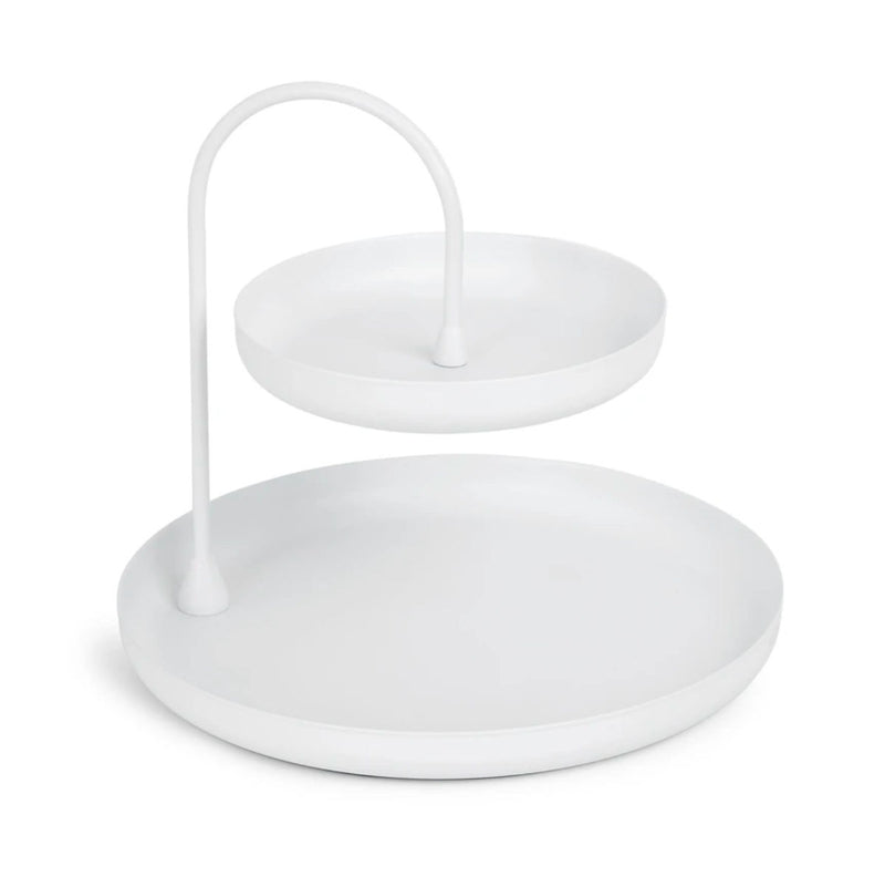 Umbra Poise accessory tray, white
