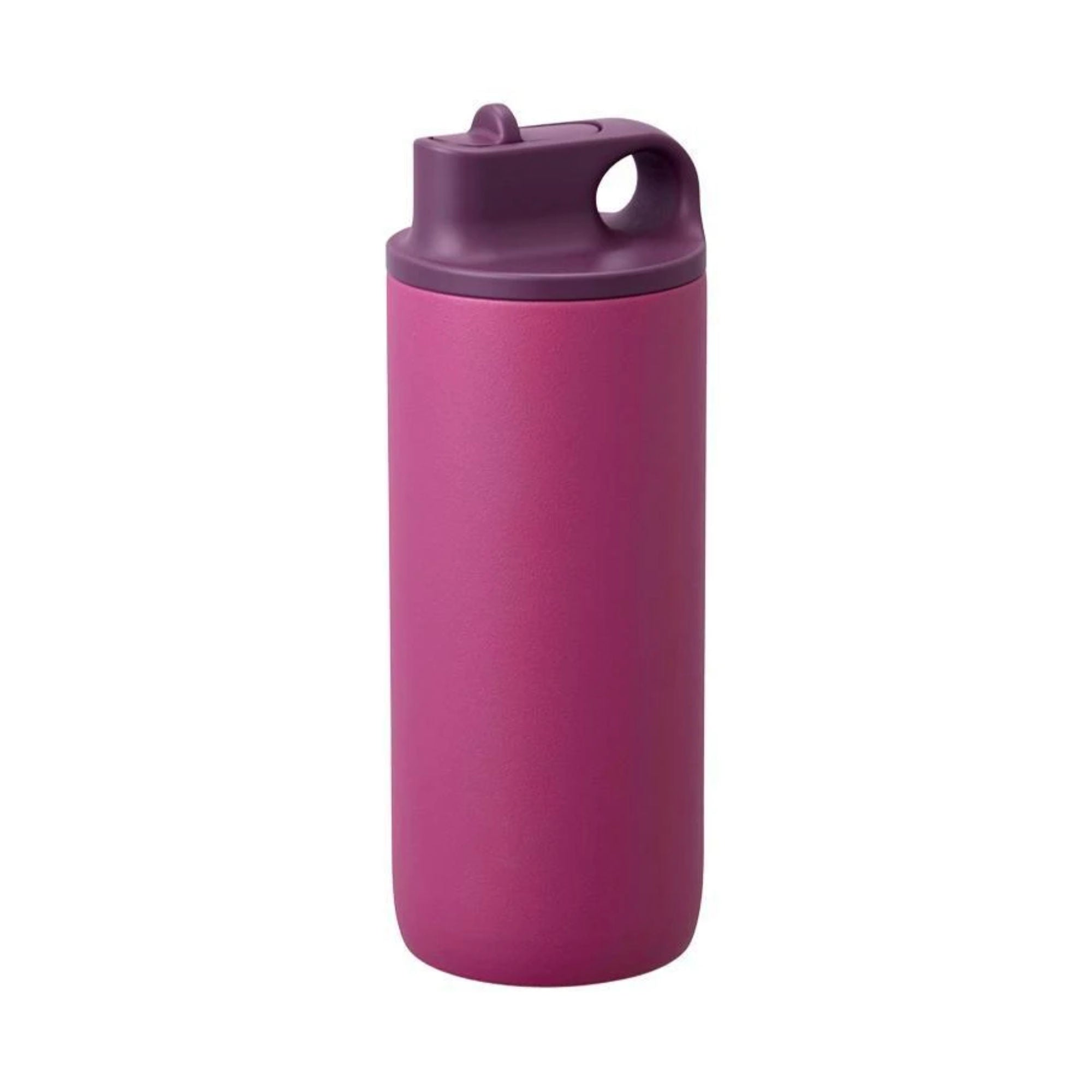 Kinto Active Tumbler Water Bottle 600ml , Ash Pink