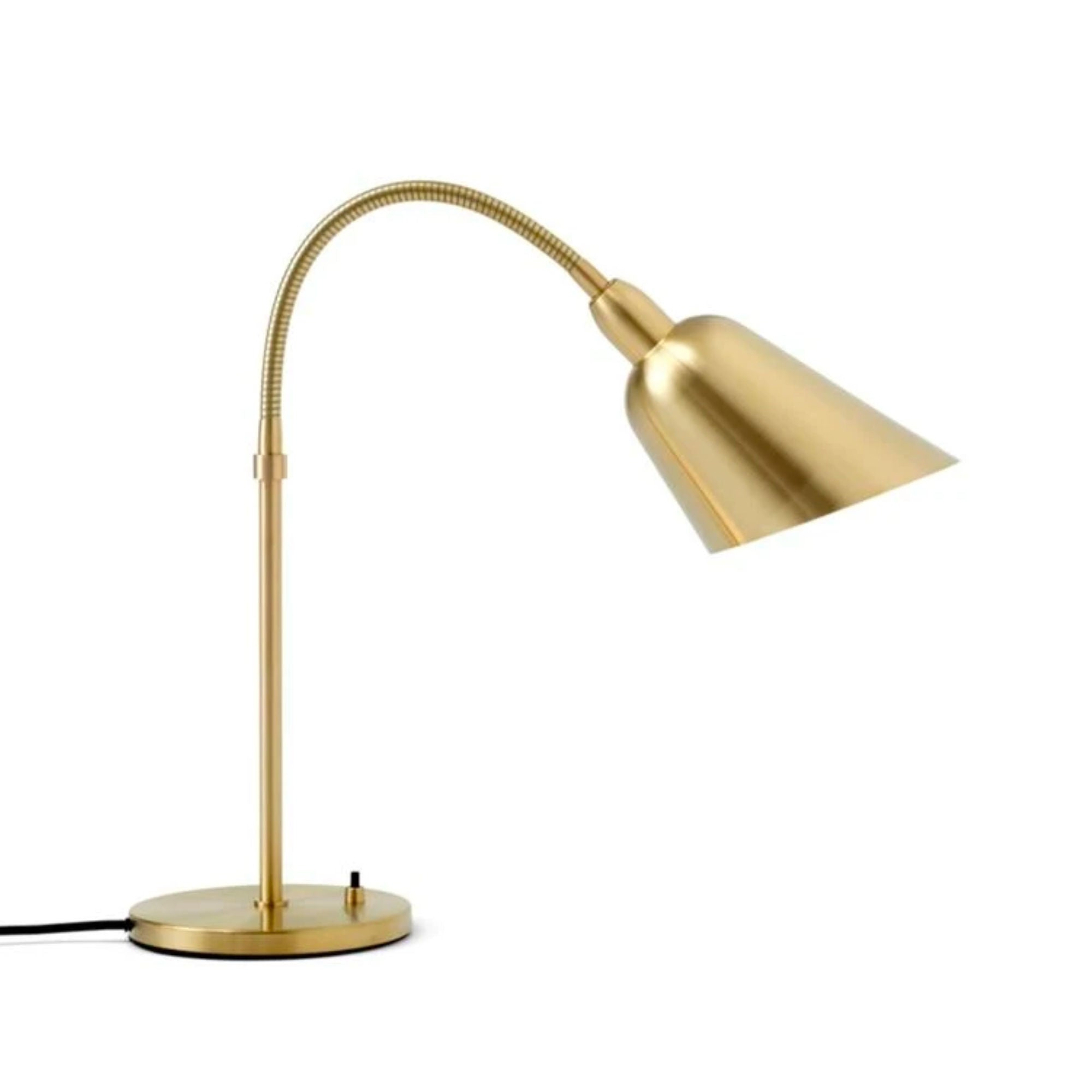 AJ8 Bellevue table lamp, brass