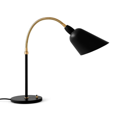 &Tradition AJ8 Bellevue Table Lamp , Black/Brass