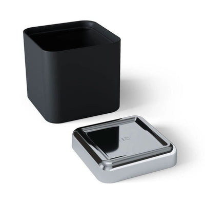 Umbra Junip tissue box holder, black