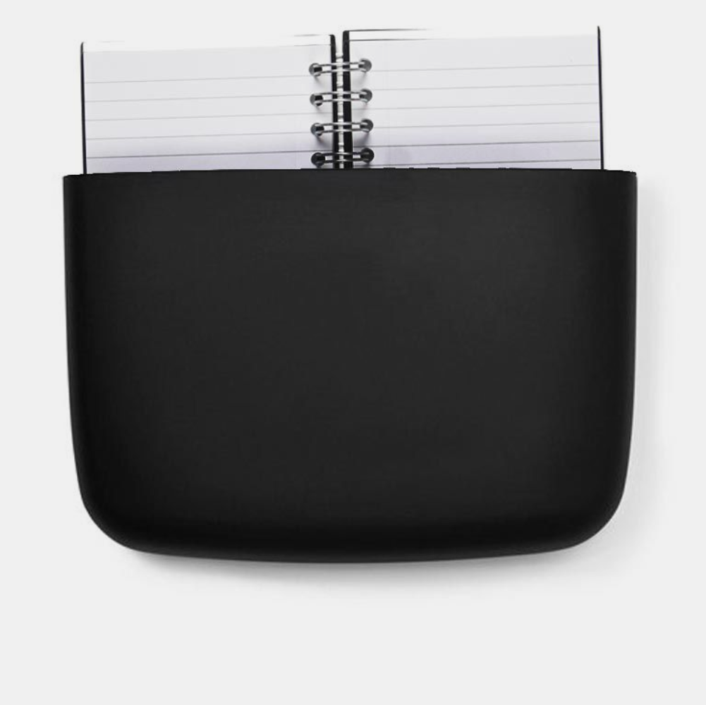 Normann Copenhagen Pocket Organizer 4 . Black