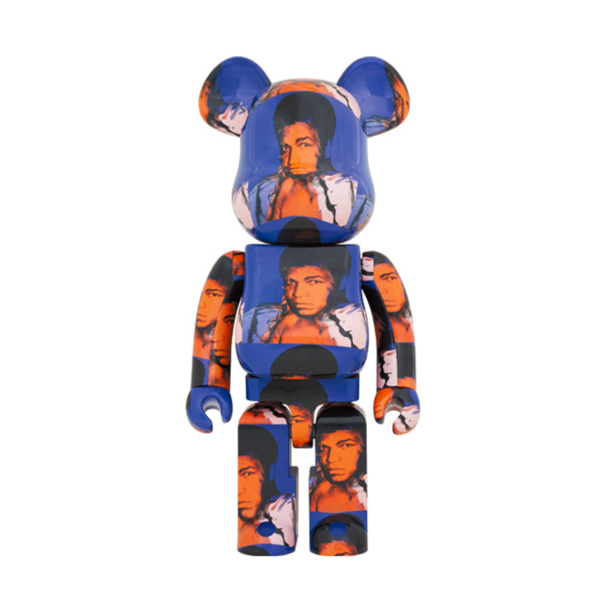 BE@RBRICK Andy Warhol's Muhammad Ali(TM) 1000% (To be shipped in late Jan 2021)