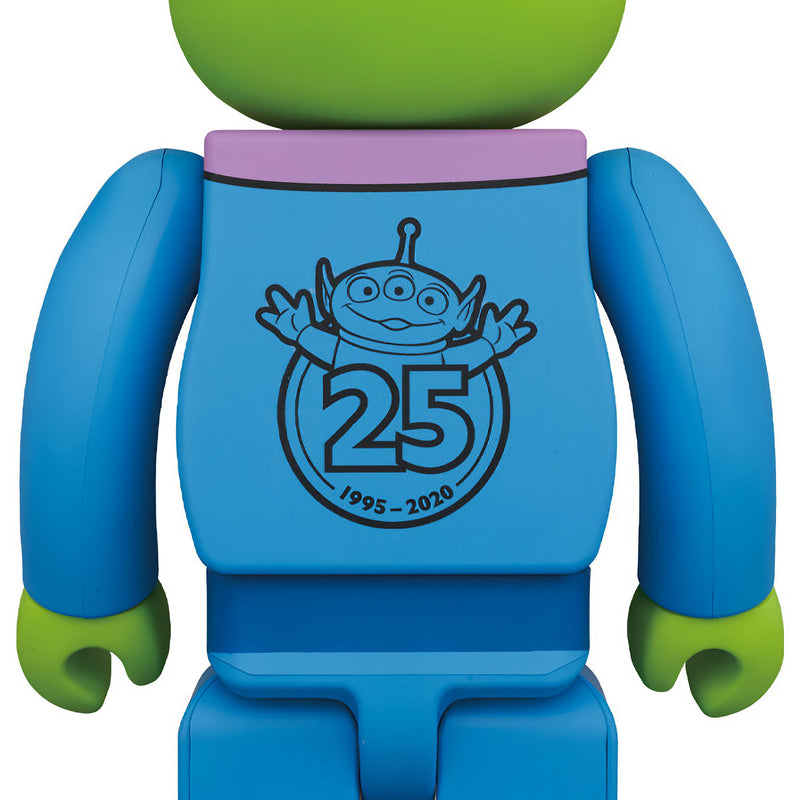 BE@RBRICK Toy Story Alien 100% & 400%