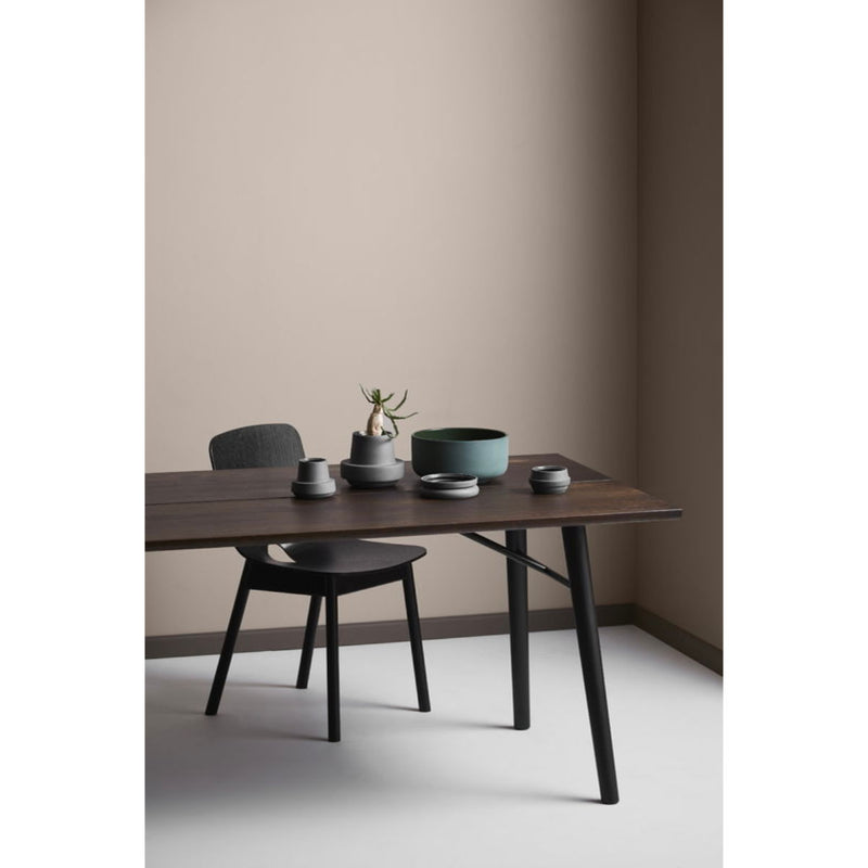 Woud Alley dining table smoked oak