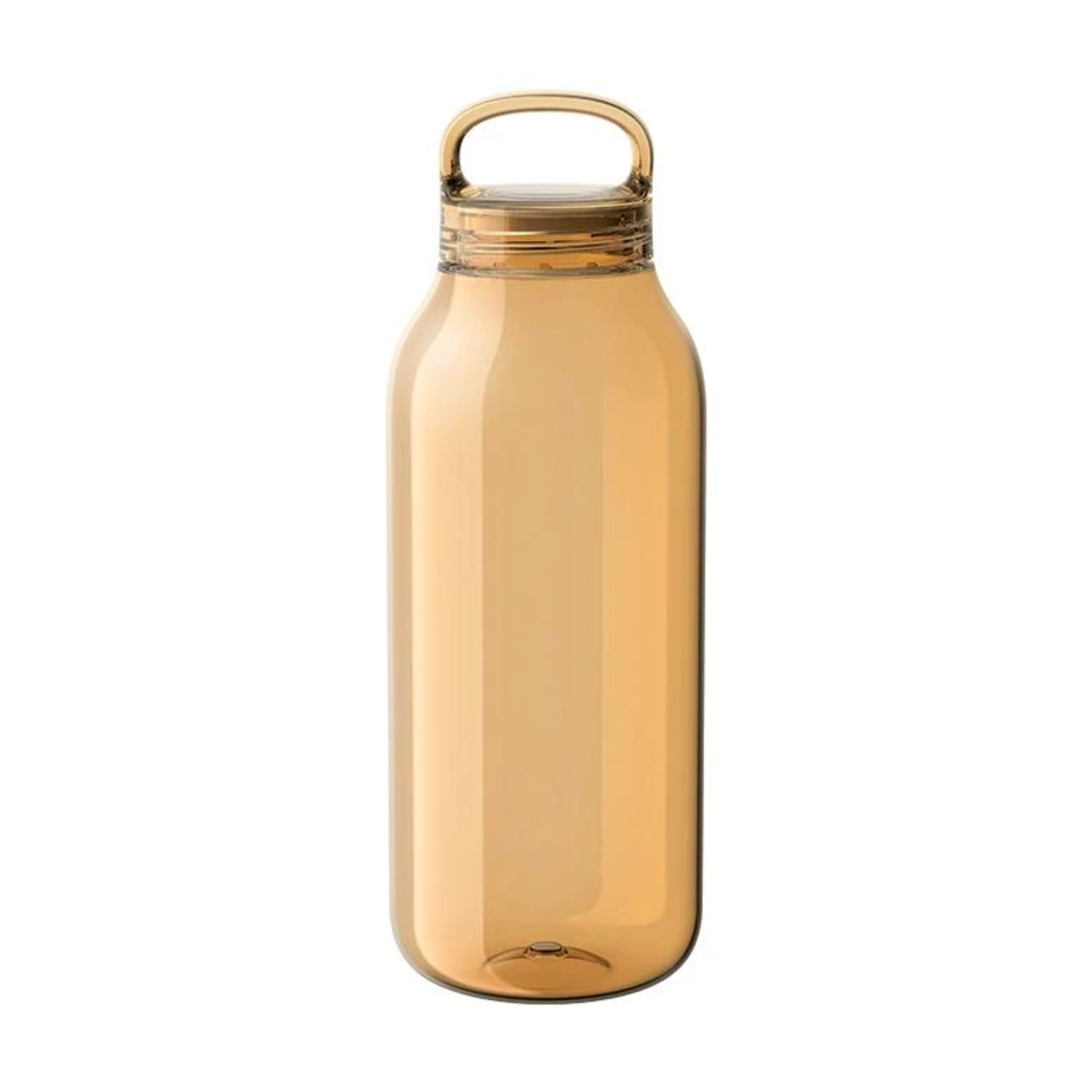 Kinto Water Bottle 500ml , Amber