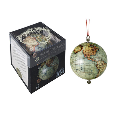 Authentic Models The Age of Exploration Keepsake