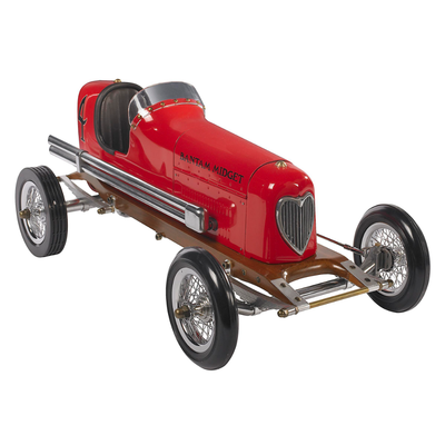 Authentic Models Bantam Midget 1:8 Model Red
