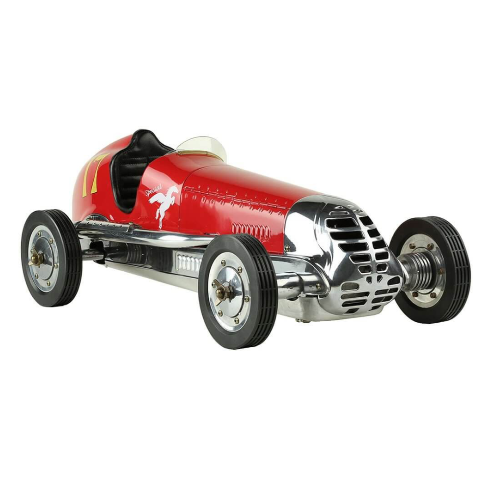 Authentic Models BB Korn Racing Car Model