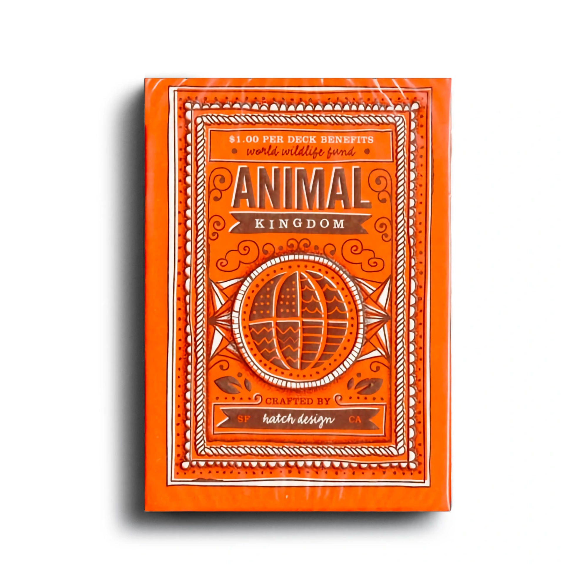 Theory11 Animal Kingdom Playing Cards