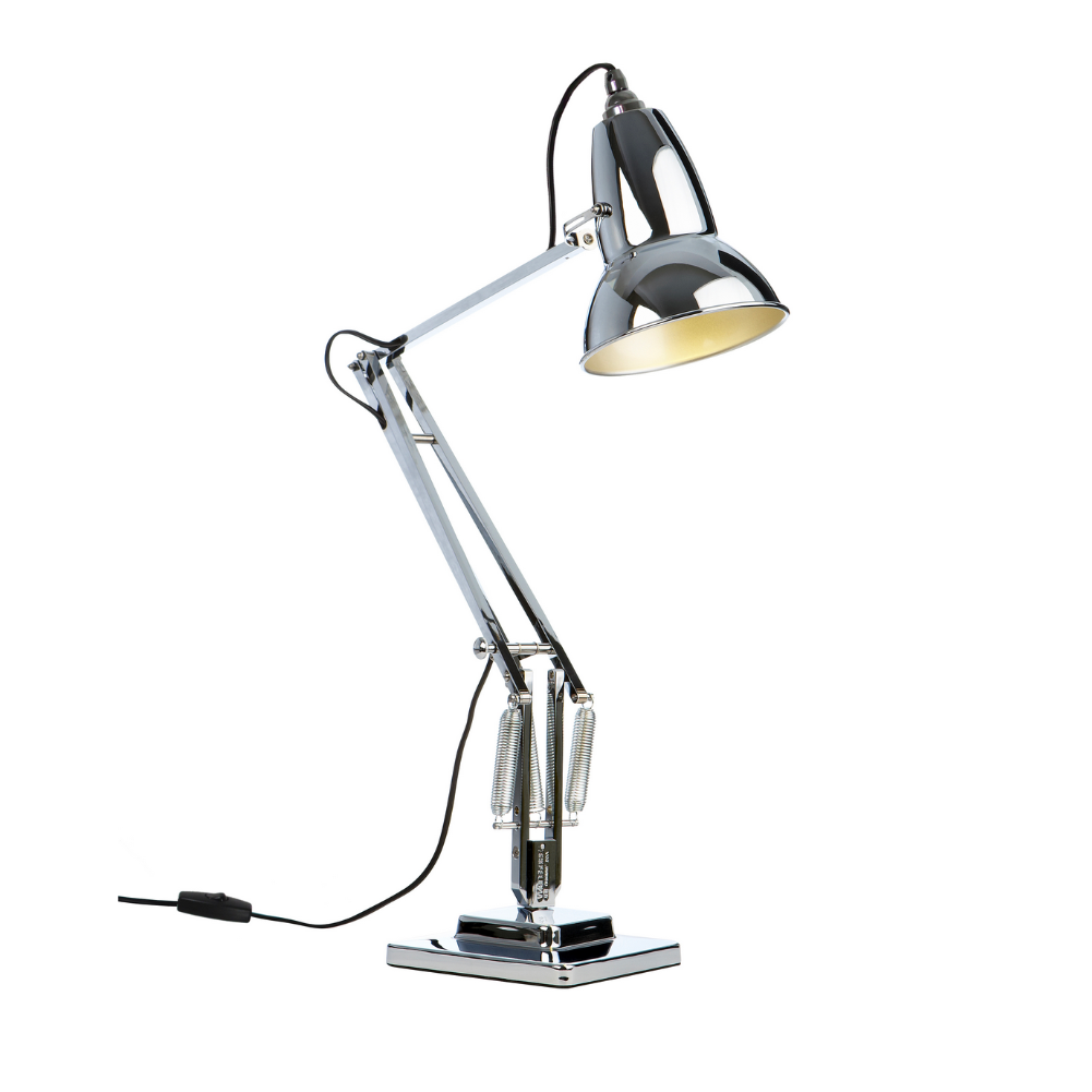 Anglepoise Original 1227 Table Lamp Chrome
