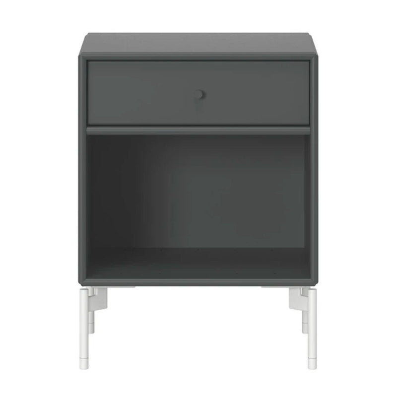 Montana Dream nightstand with legs