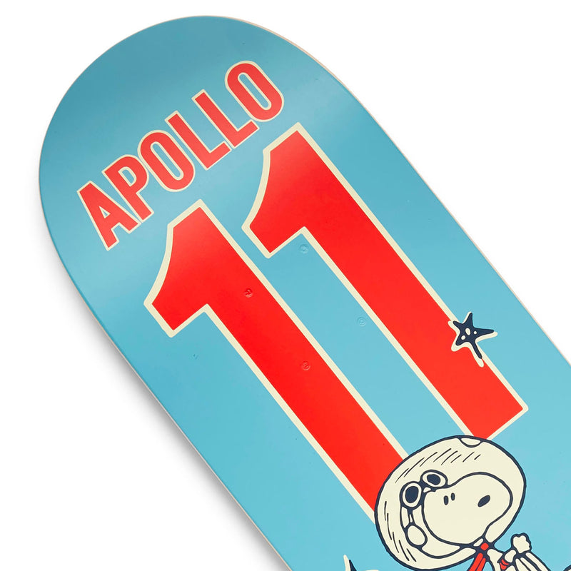 The Skateroom skateboard, Peanuts By Charles M. Schulz Apollo Lunar