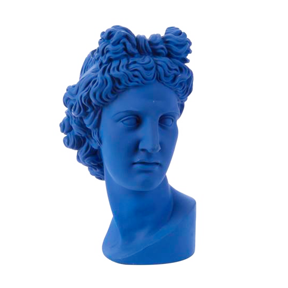 Sophia Apollo Head Vase 28.5cm