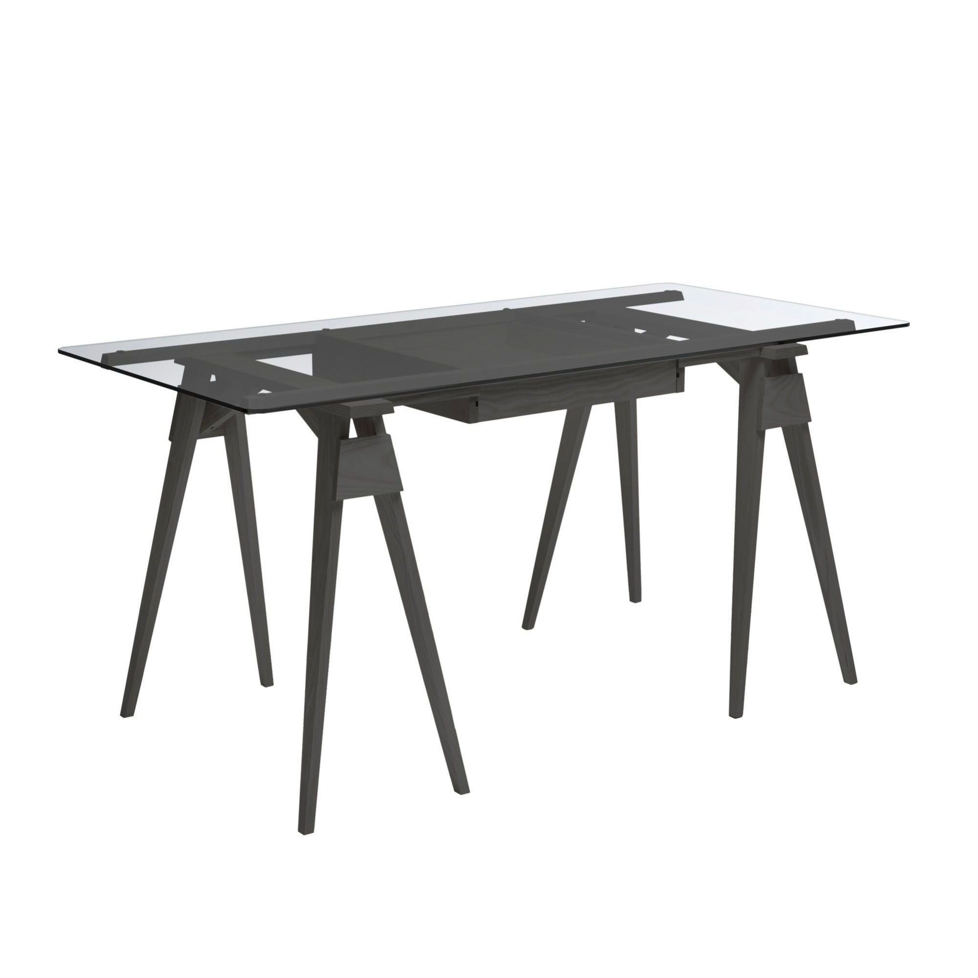 Design House Stockholm Arco desk, black