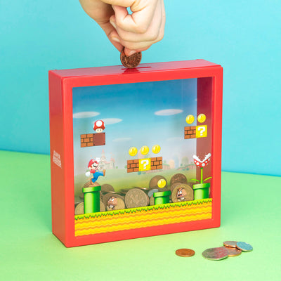 Paladone Super Mario Arcade Money Box