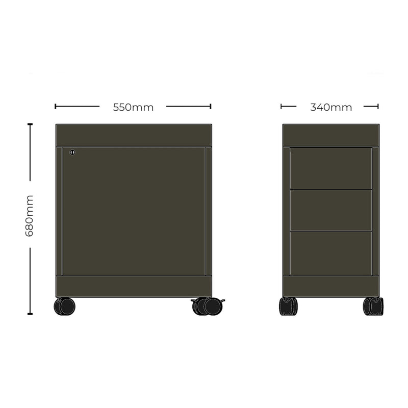 Hay New Order trolley B , Army