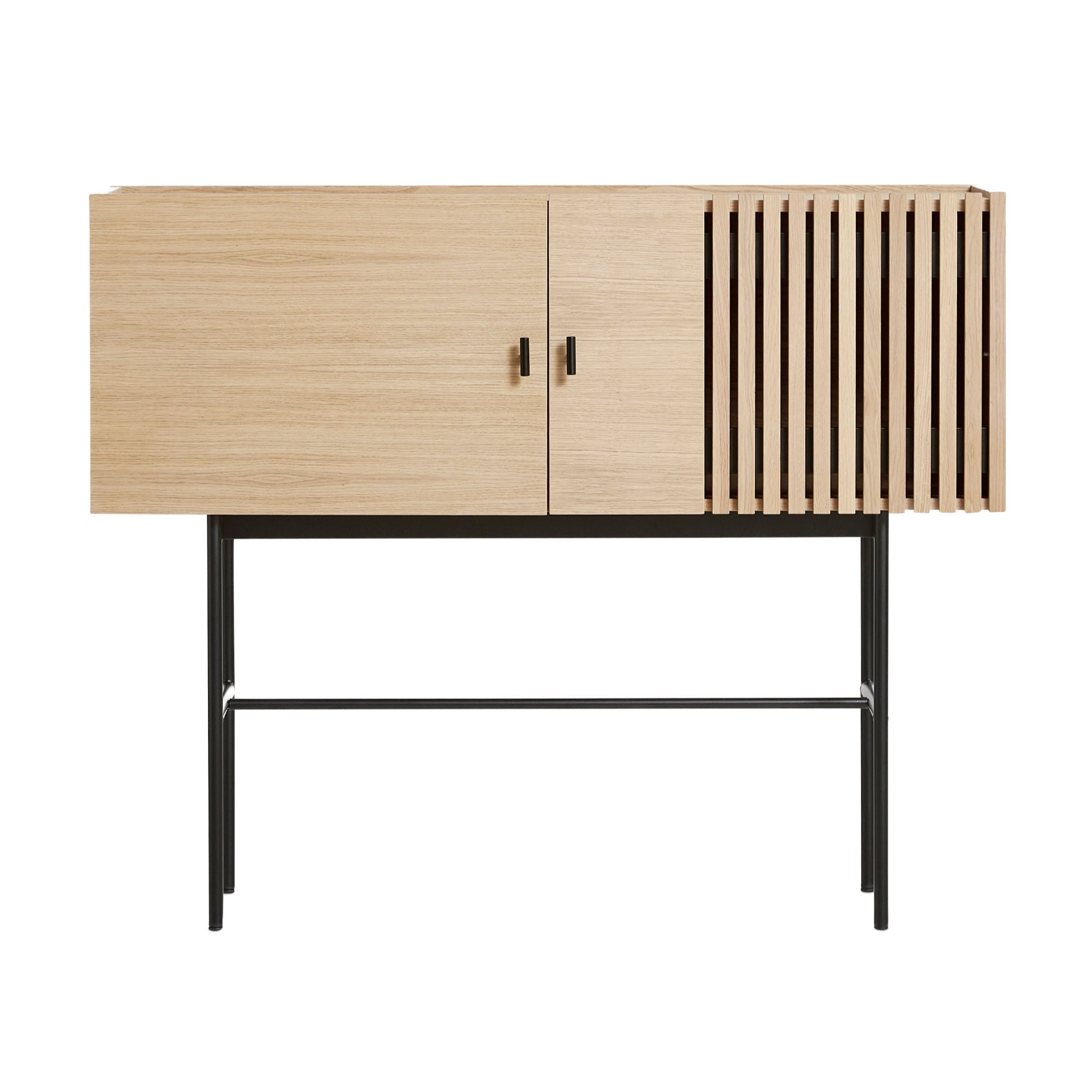 Woud Array Sideboard 120cm , White Pigmented Oak