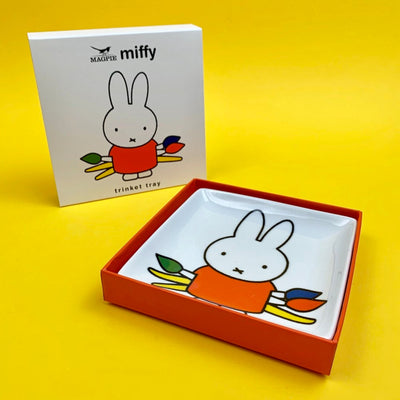 Miffy Trinket Tray , Art