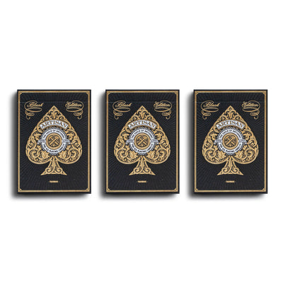 Theory11 Artisan Black Edition Playing Cards