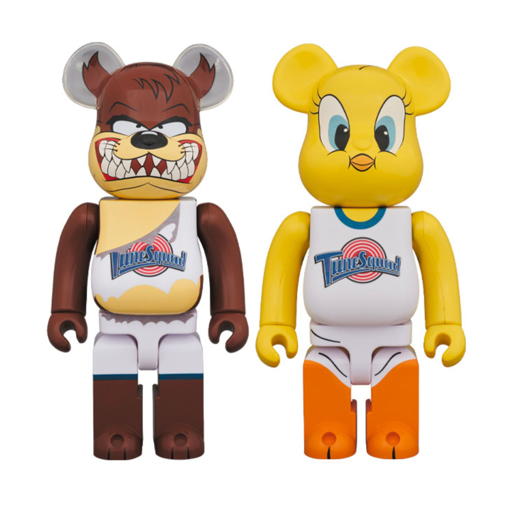 BE@RBRICK Tweety & Devil 400%