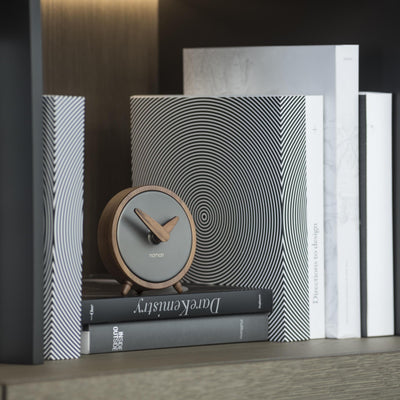Nomon Atomo Table Clock
