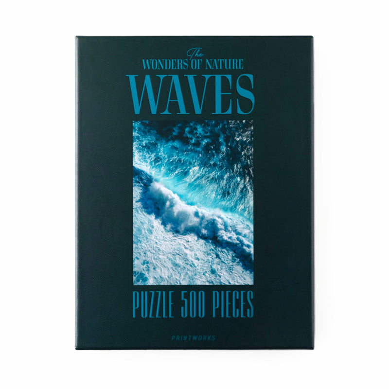 Printworks 500 Pieces Puzzle , Waves