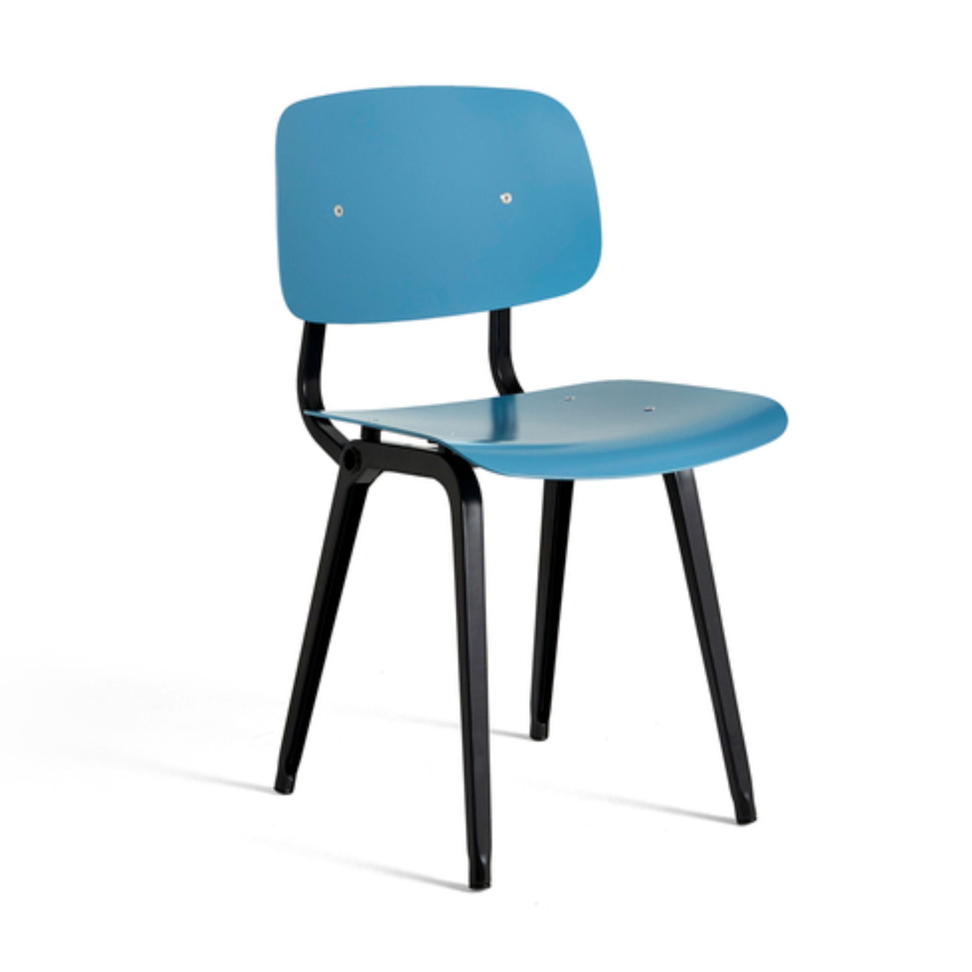 Hay Revolt Chair , Azure-Black