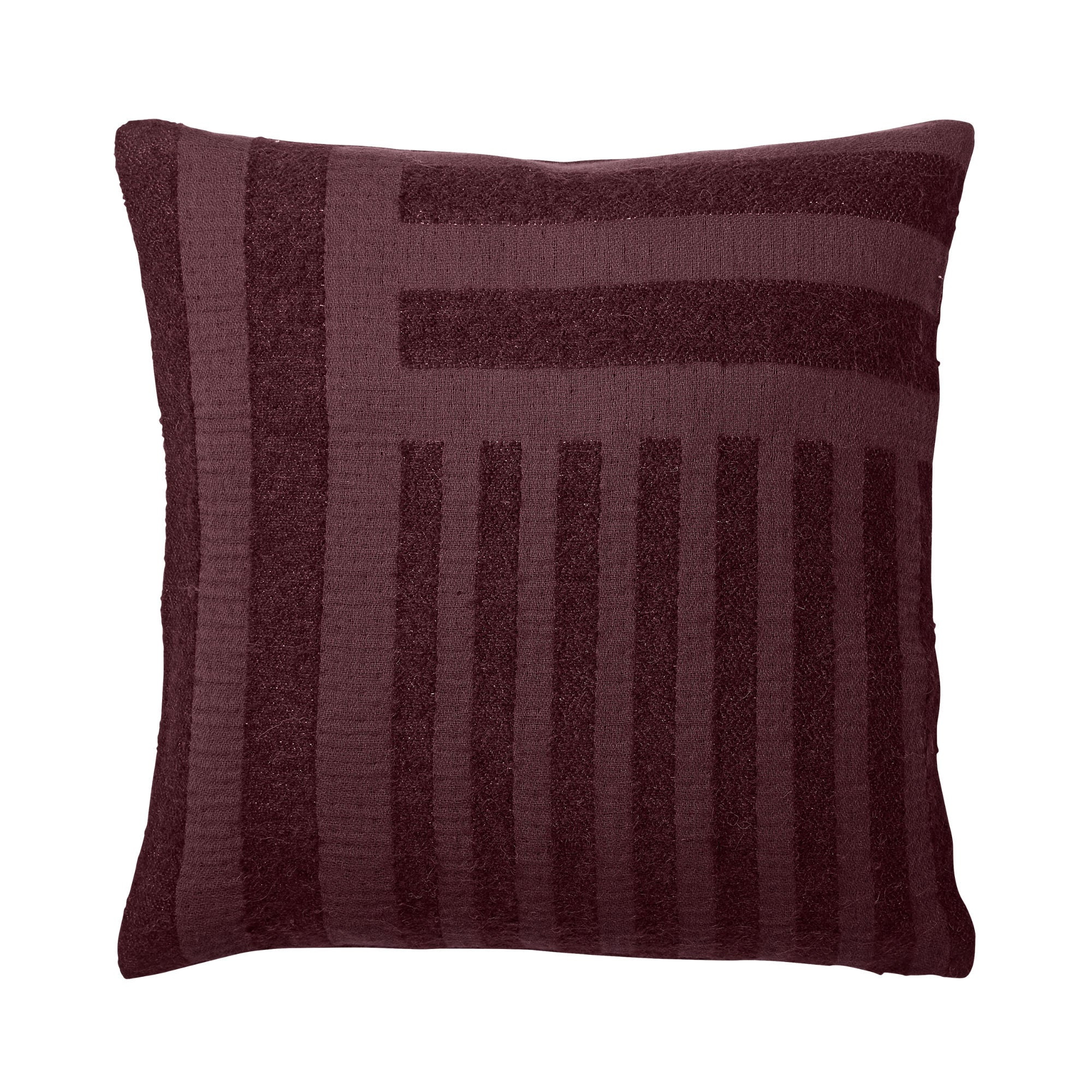 AYTM Contra cushion , bordeaux